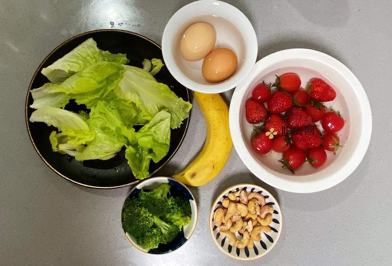 【孕妇食谱】轻食简餐,春季减肥正当时~的做法 步骤4