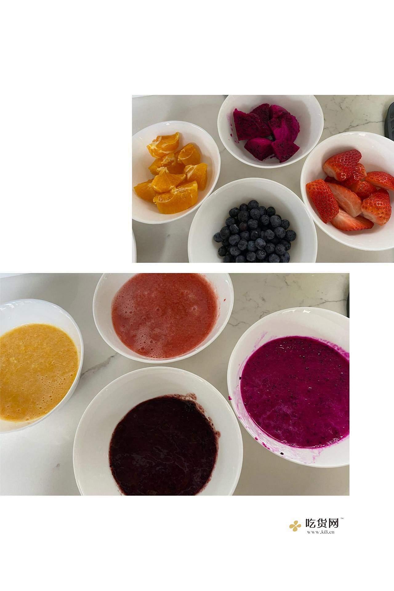水果珍珠奶茶的做法 步骤1