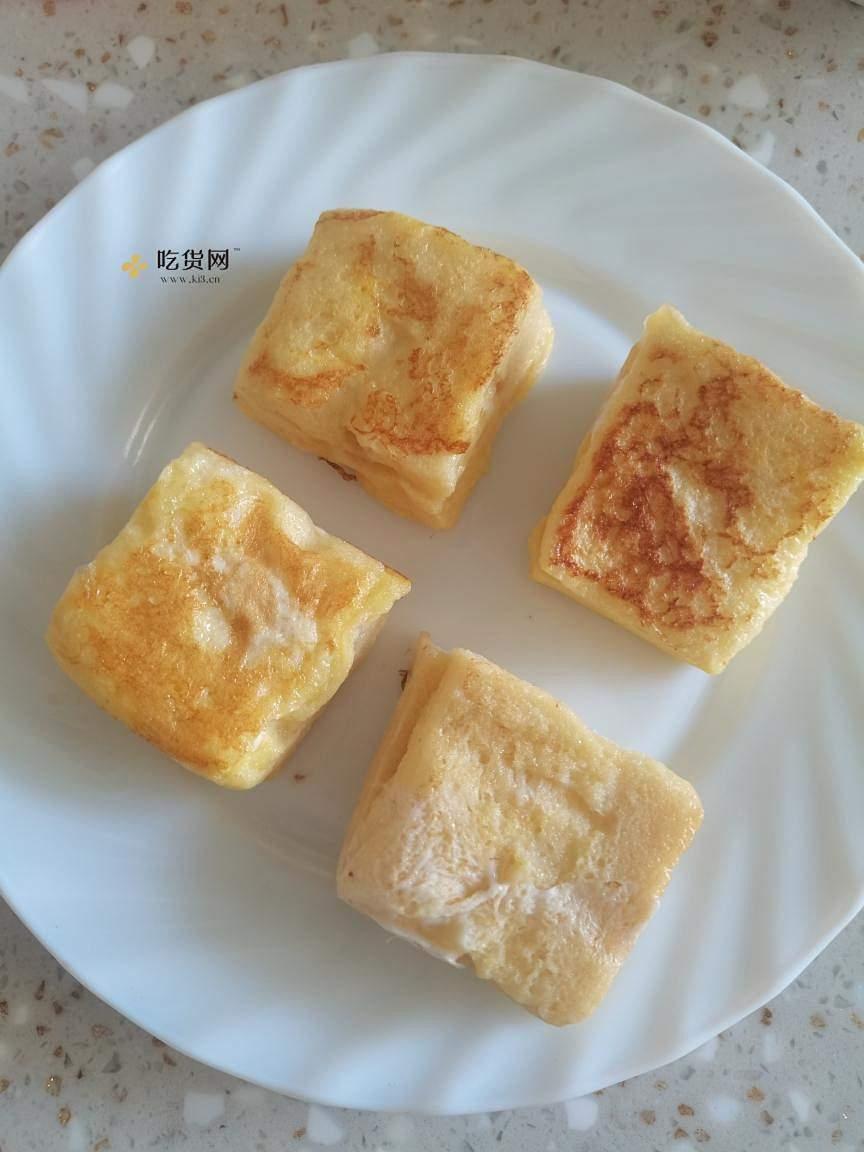 简单,快速,高颜值早餐,草莓小方的做法 步骤7