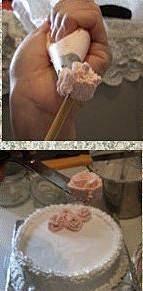 裱花蛋糕的做法 步骤6