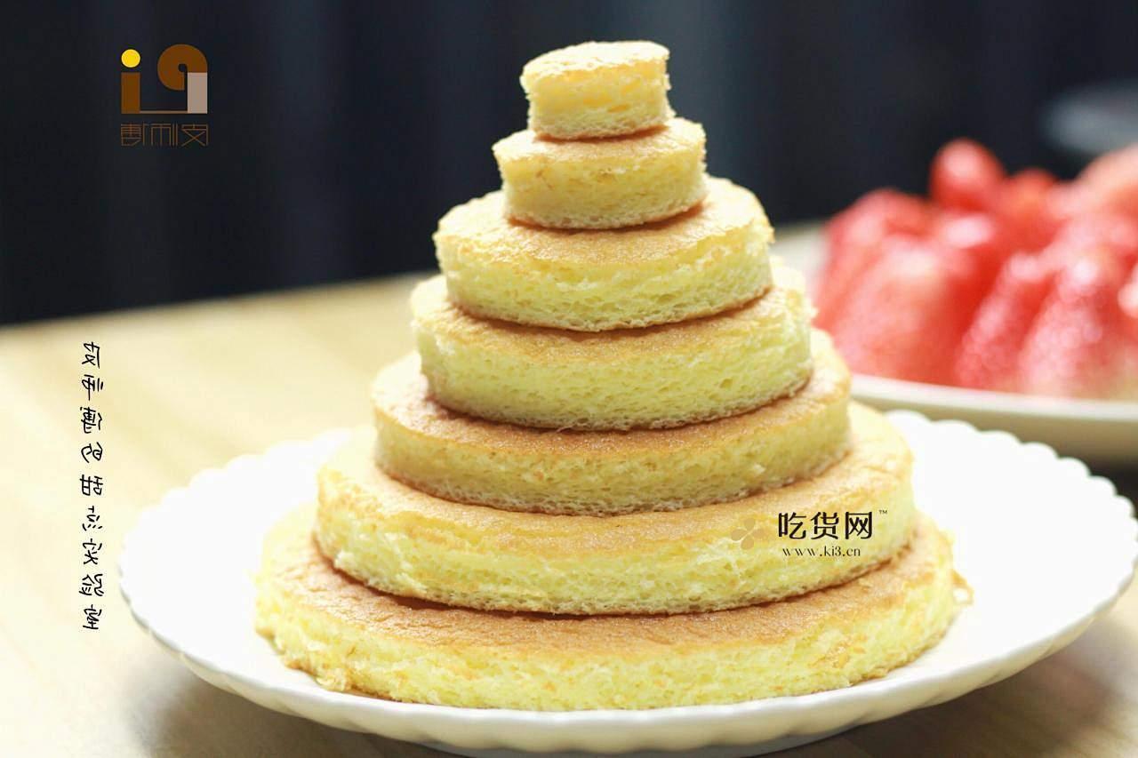 圣诞草莓塔-超有圣诞氛围的快手蛋糕的做法 步骤1