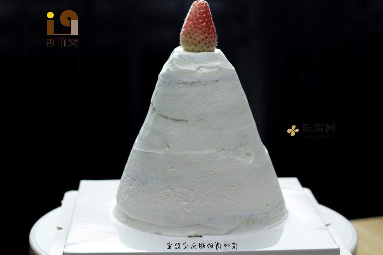 圣诞草莓塔-超有圣诞氛围的快手蛋糕的做法 步骤6