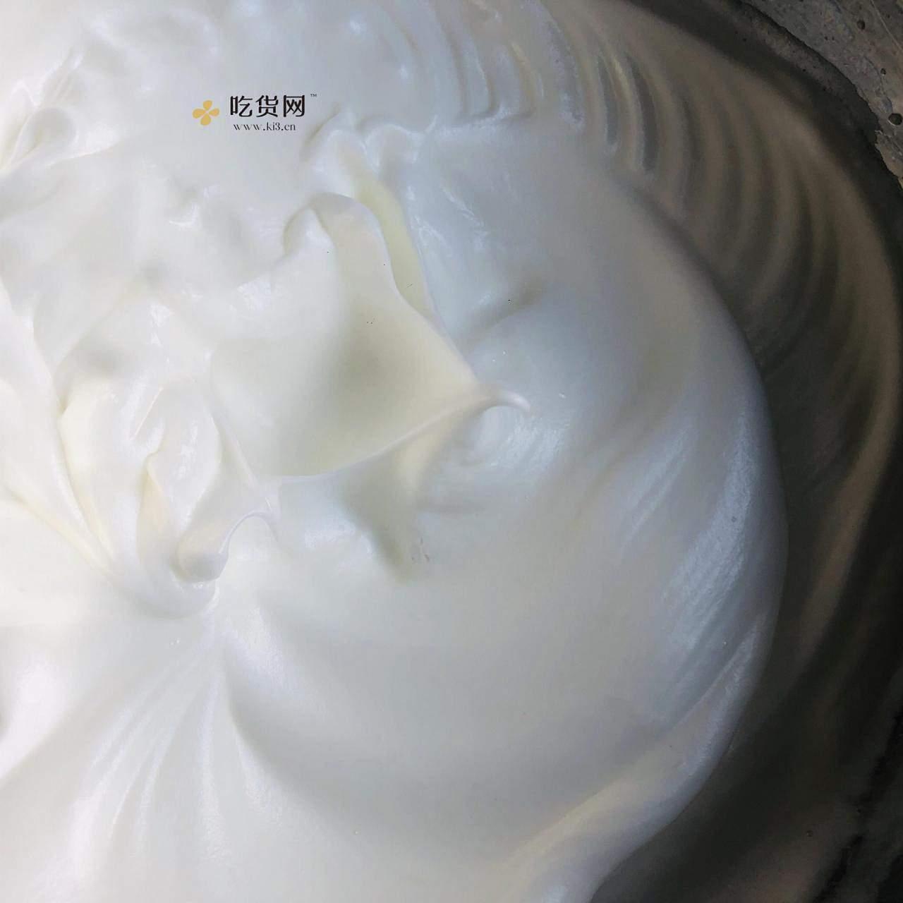 无水无油脆皮蛋糕卷的做法 步骤2