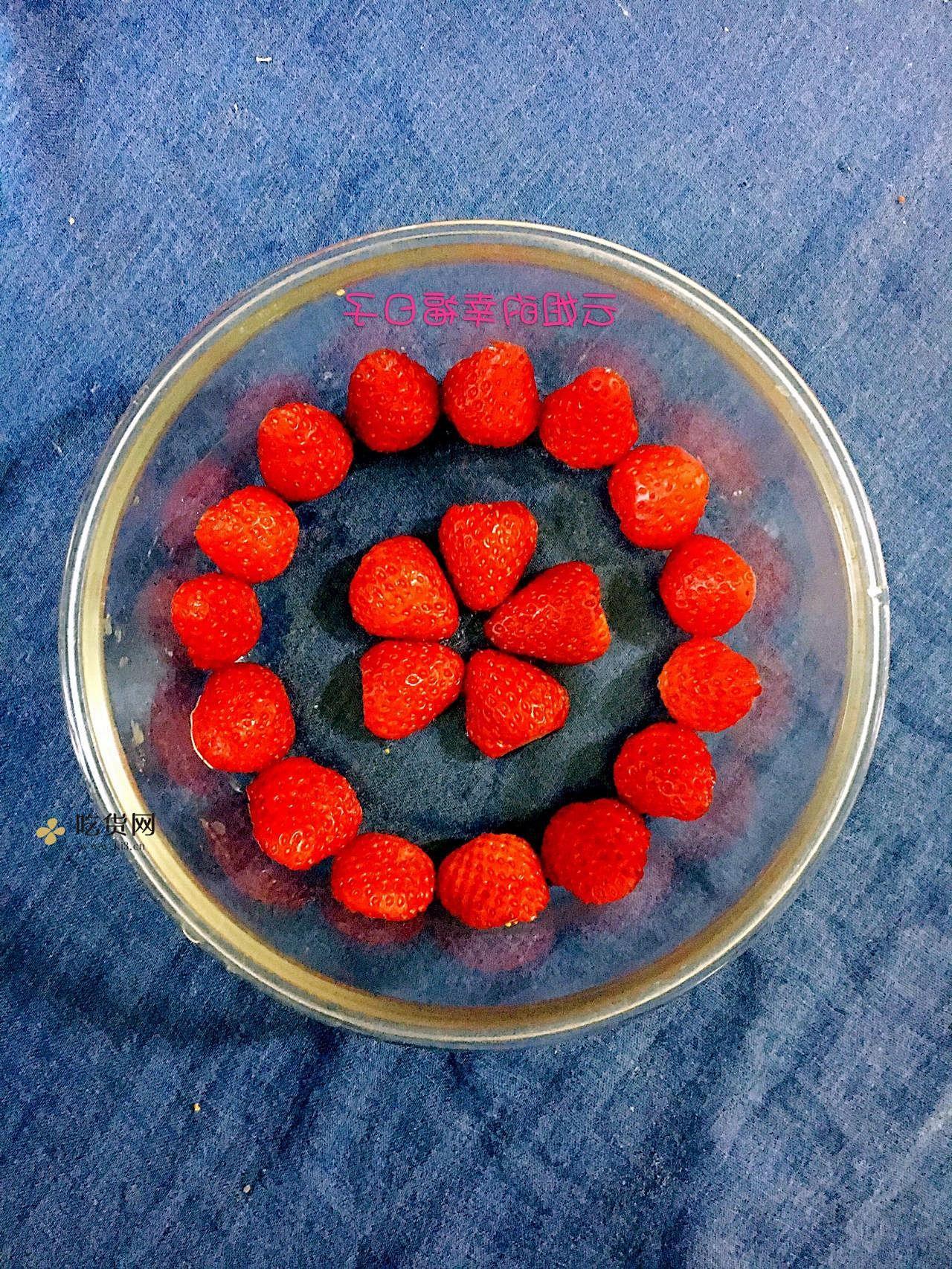 简易水果酸奶慕斯(零负担)的做法 步骤7