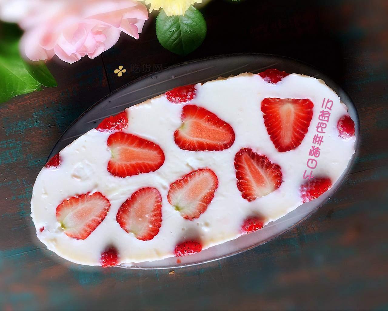简易水果酸奶慕斯(零负担)的做法 步骤23
