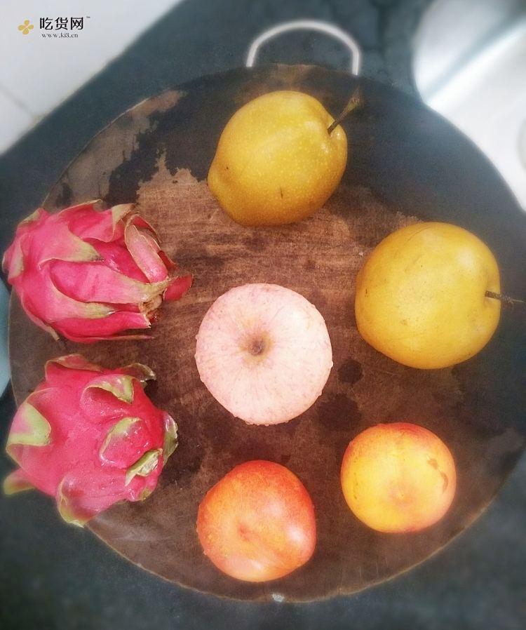 水果沙拉减肥餐🥗的做法 步骤1