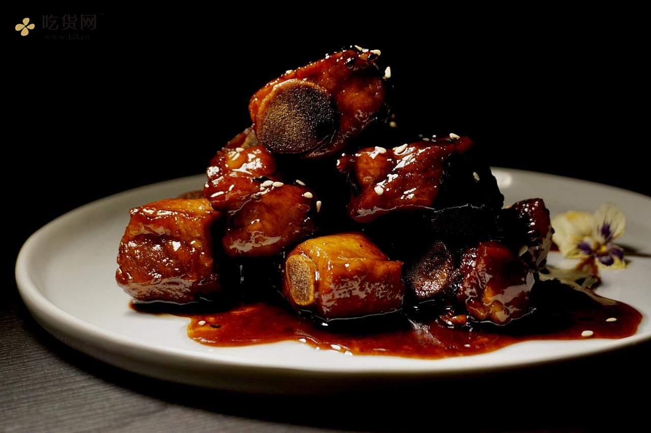 「上海的味道我知道」糖醋排骨的做法 步骤11