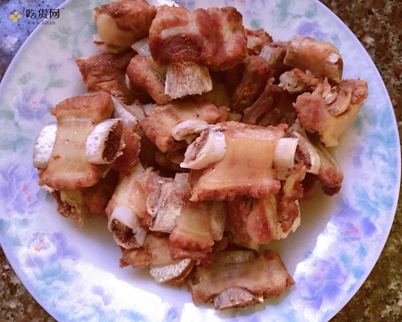 经典菜系~糖醋排骨的做法 步骤2