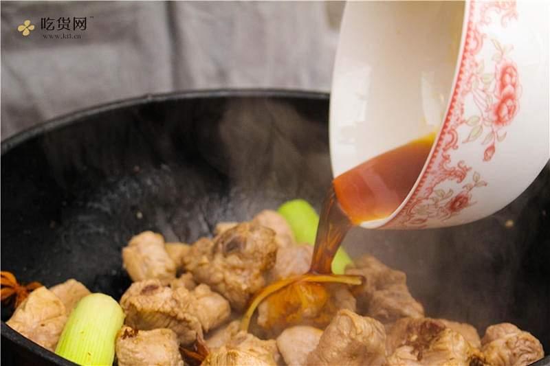 糖醋排骨,春日小鲜肉跳到我的碗里来。的做法 步骤6