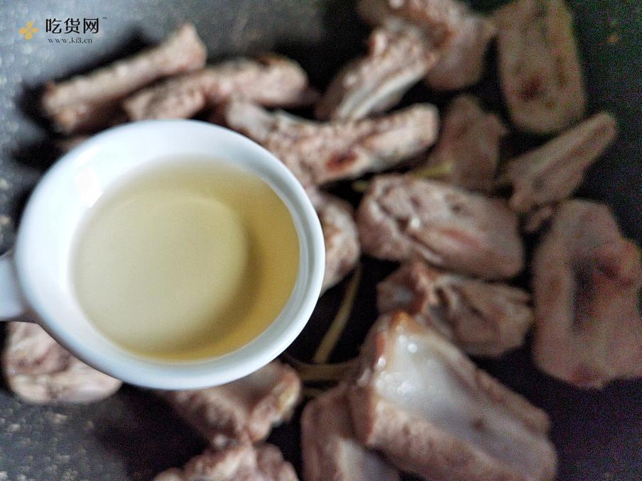 糖醋排骨㊙️秘诀1234的做法 步骤4