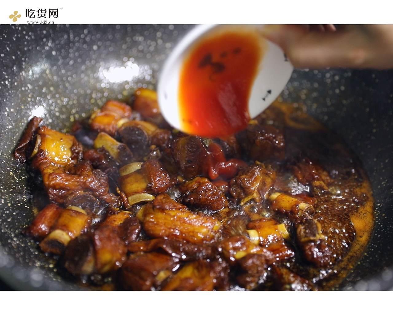 【独家】简单好吃的糖醋排骨的做法 步骤8