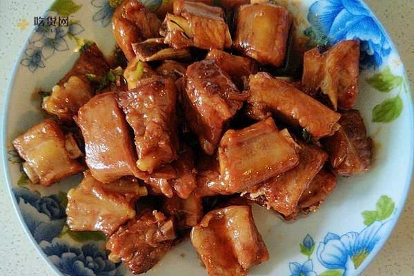 糖醋排骨(上海菜)的做法步骤图缩略图
