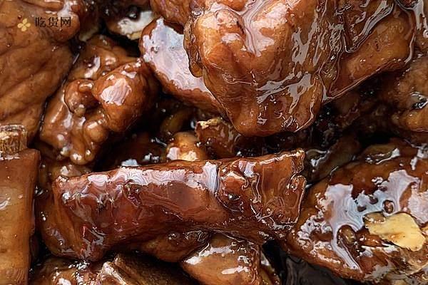 快手菜之烧一碗酥糯正好的糖醋排骨的做法步骤图缩略图