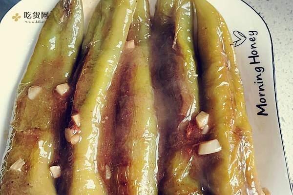 虎皮尖椒酿肉(下饭菜)的做法步骤图缩略图