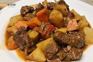 红烧牛肉炖土豆胡萝卜 秋季暖胃 鲜香美味的做法步骤图缩略图