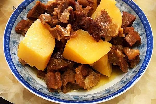 下饭红烧牛肉土豆块的做法步骤图缩略图