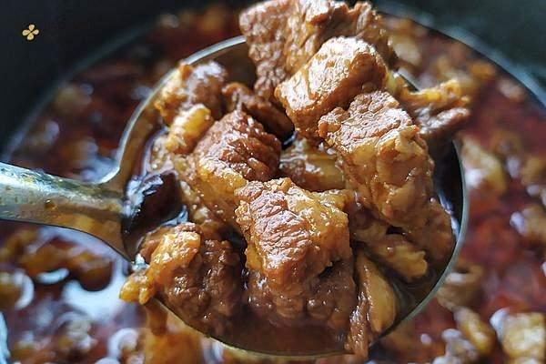 酱香红烧牛肉的做法步骤图,怎么做好吃缩略图