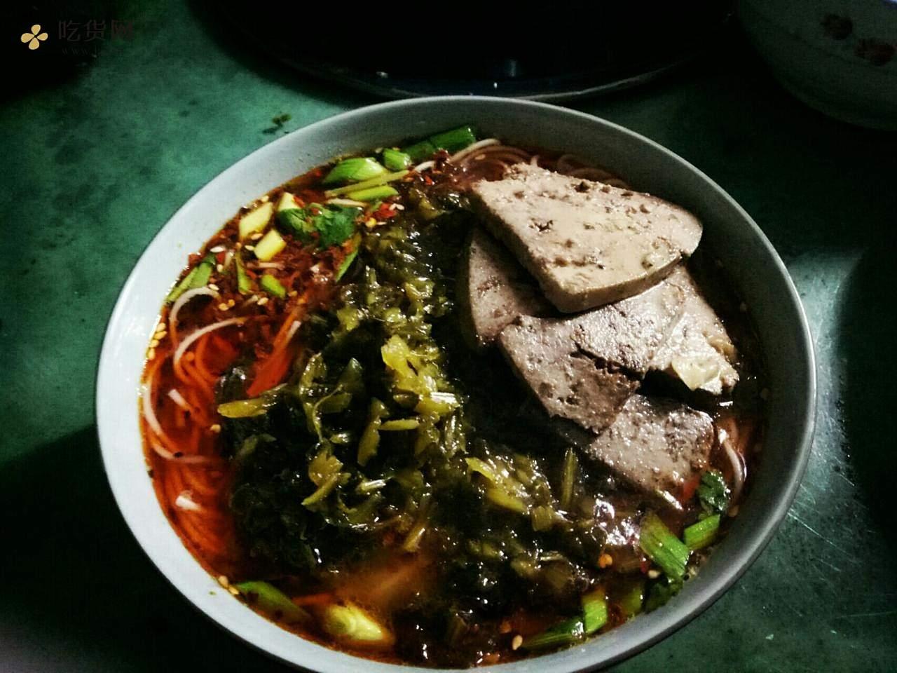 重庆小面,红烧牛肉面的做法 步骤2