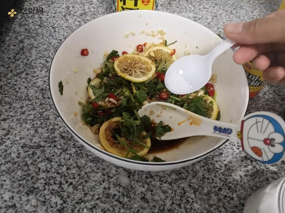 好吃到连骨头都不放过的柠檬鸡爪的做法 步骤10
