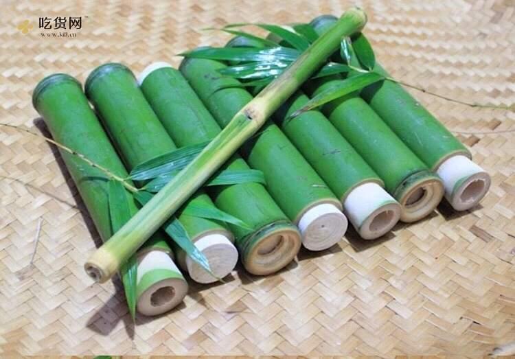 竹筒粽子的做法 步骤1