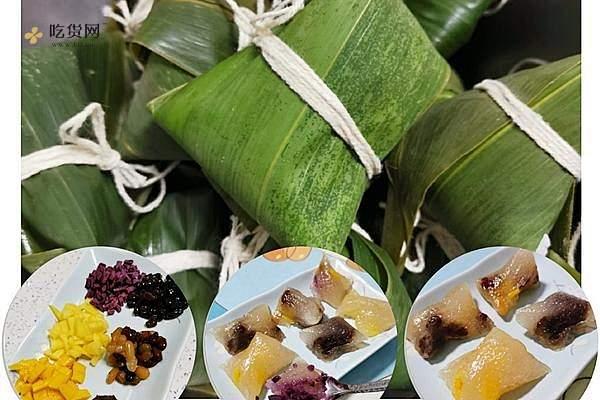 端午节 西米水晶粽 小粽子的做法步骤图插图