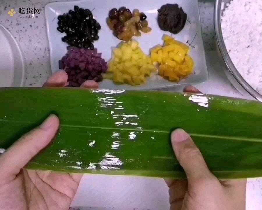 端午节 西米水晶粽 小粽子的做法 步骤9