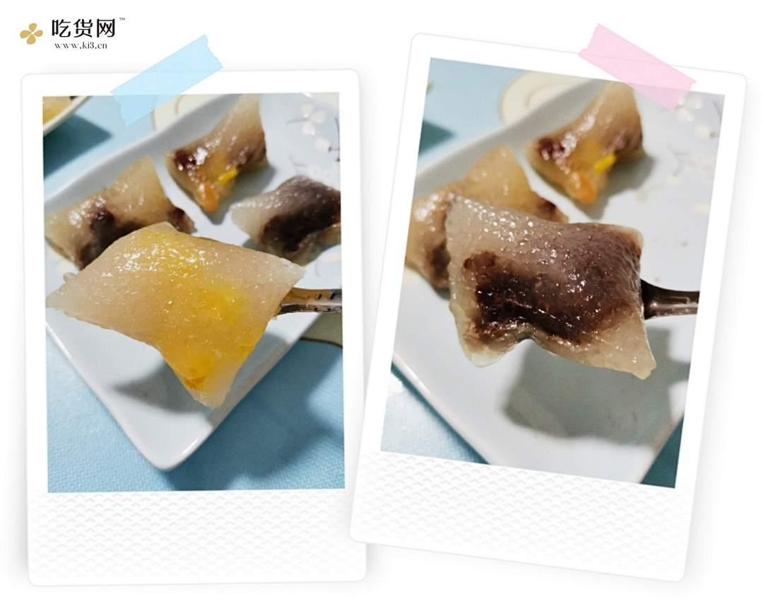 端午节 西米水晶粽 小粽子的做法 步骤11