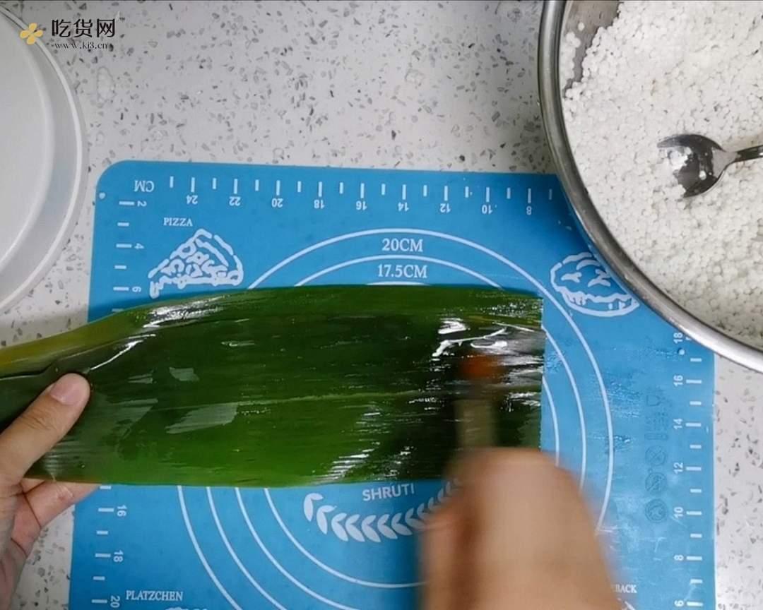 端午节 西米水晶粽 小粽子的做法 步骤8