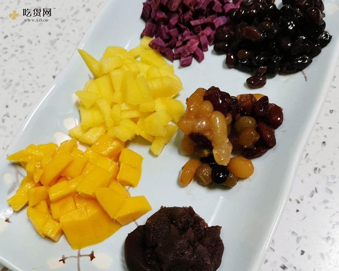 端午节 西米水晶粽 小粽子的做法 步骤3