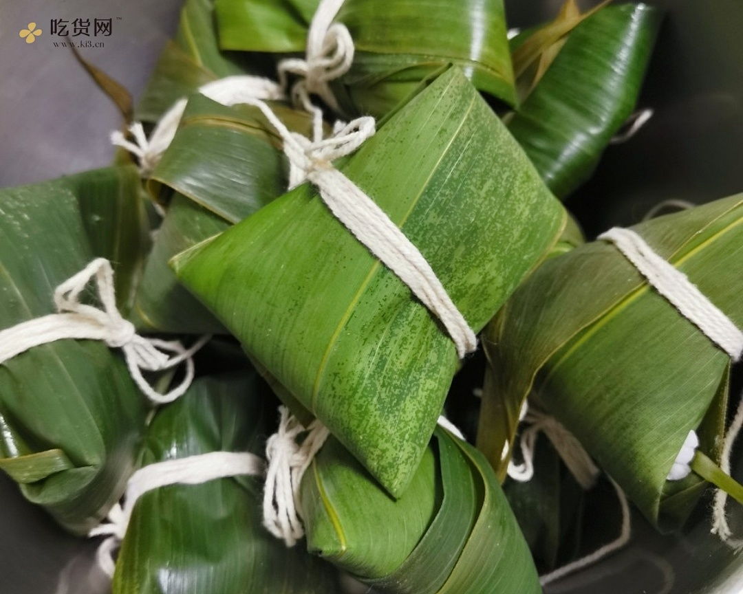 端午节 西米水晶粽 小粽子的做法 步骤10