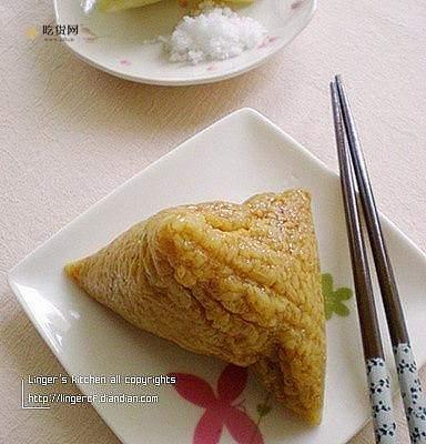 鲜肉粽的做法步骤图,鲜肉粽怎么做好吃插图
