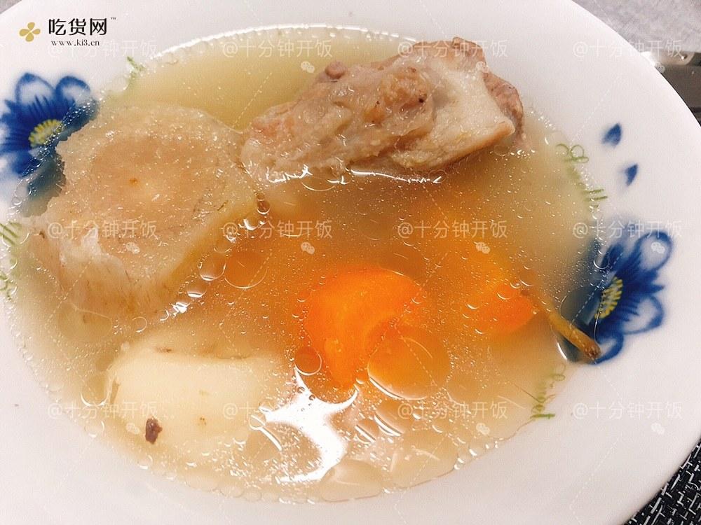 这份广东靓汤帮你清热解毒,消食除胀———甘蔗马蹄茅根骨头汤的做法 步骤9