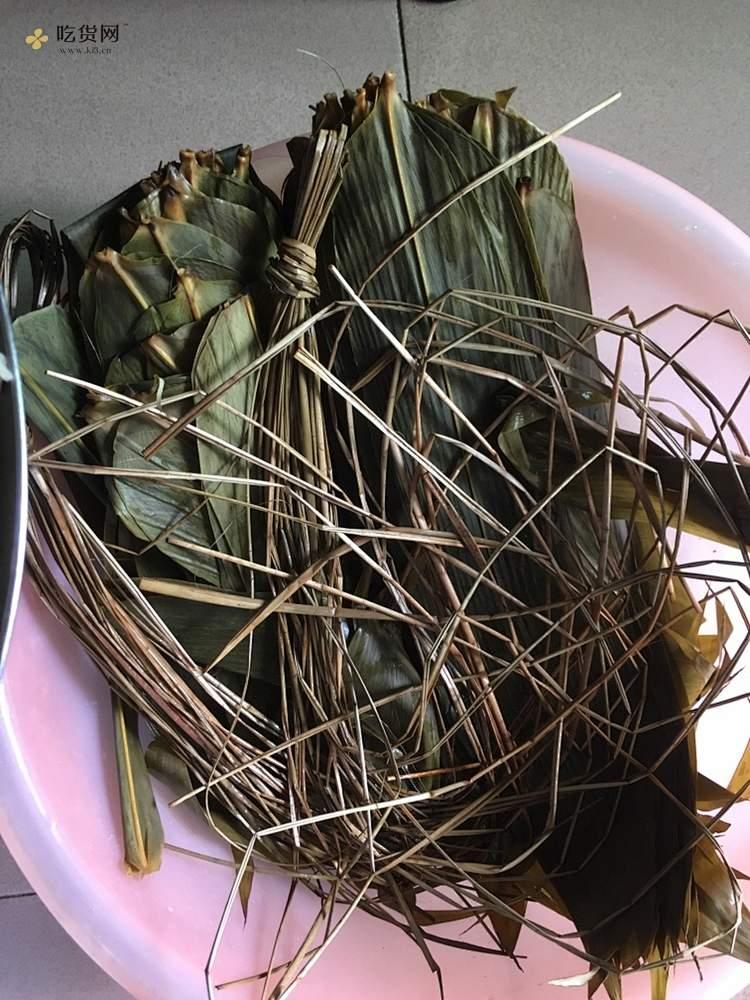 潮汕粽子(带包法视频)的做法 步骤1