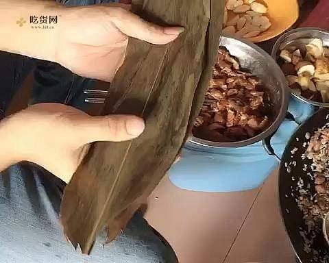 潮汕粽子(带包法视频)的做法步骤图插图