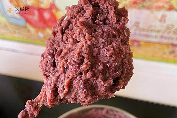 粽子馅料:颗粒感红豆沙的做法步骤图缩略图