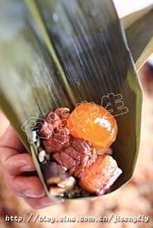 台南粽子的做法 步骤7