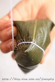 台南粽子的做法 步骤8