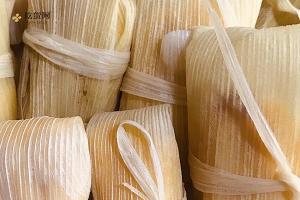 玉米粽子-甜味的做法步骤图,怎么做好吃缩略图