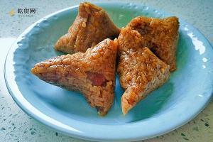 迷你小粽子(咸蛋黄粽和肉粽)的做法步骤图缩略图