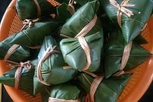 杂粮粽子(糖尿病人可以吃的粽子)的做法步骤图缩略图