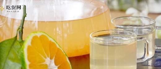 蜂蜜柚子茶里面的柚子皮能吃吗,柚子里面的白肉可以吃吗缩略图
