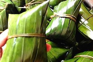 簕古粽的做法步骤图,簕古粽怎么做好吃缩略图