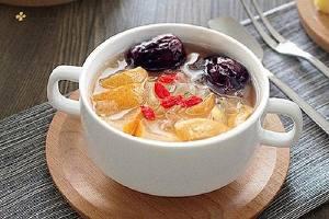 银耳红枣汤能祛斑吗,银耳红枣汤的祛斑原理缩略图