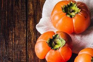 柿子和枣能一起吃吗,枣不能和什么一起吃缩略图