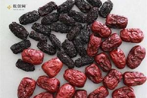 黑枣和红枣有什么区别 吃红枣有哪些好处缩略图