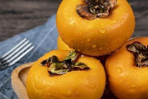 柿子冻生的好还是软的好,吃冻柿子会胖吗缩略图