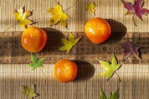 柿子的皮可以一起吃吗,柿子怎么去皮方便缩略图