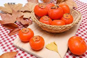 柿子和虾可以一起吃吗,柿子不能和什么一起吃缩略图