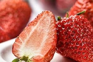 草莓与柿子能一起吃吗,草莓不能和什么一起吃缩略图