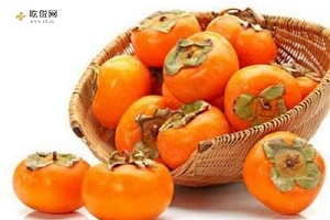 柿子有什么营养价值 吃柿子有什么保健功效缩略图
